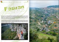 EscaladeMag N°58 (photos article Fauzan)