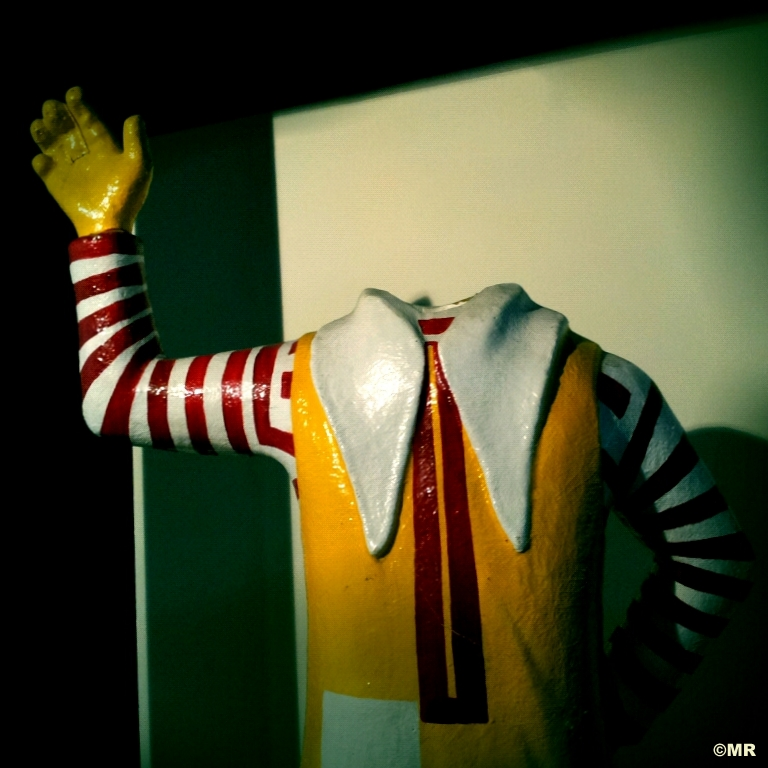 Beheaded Ronald