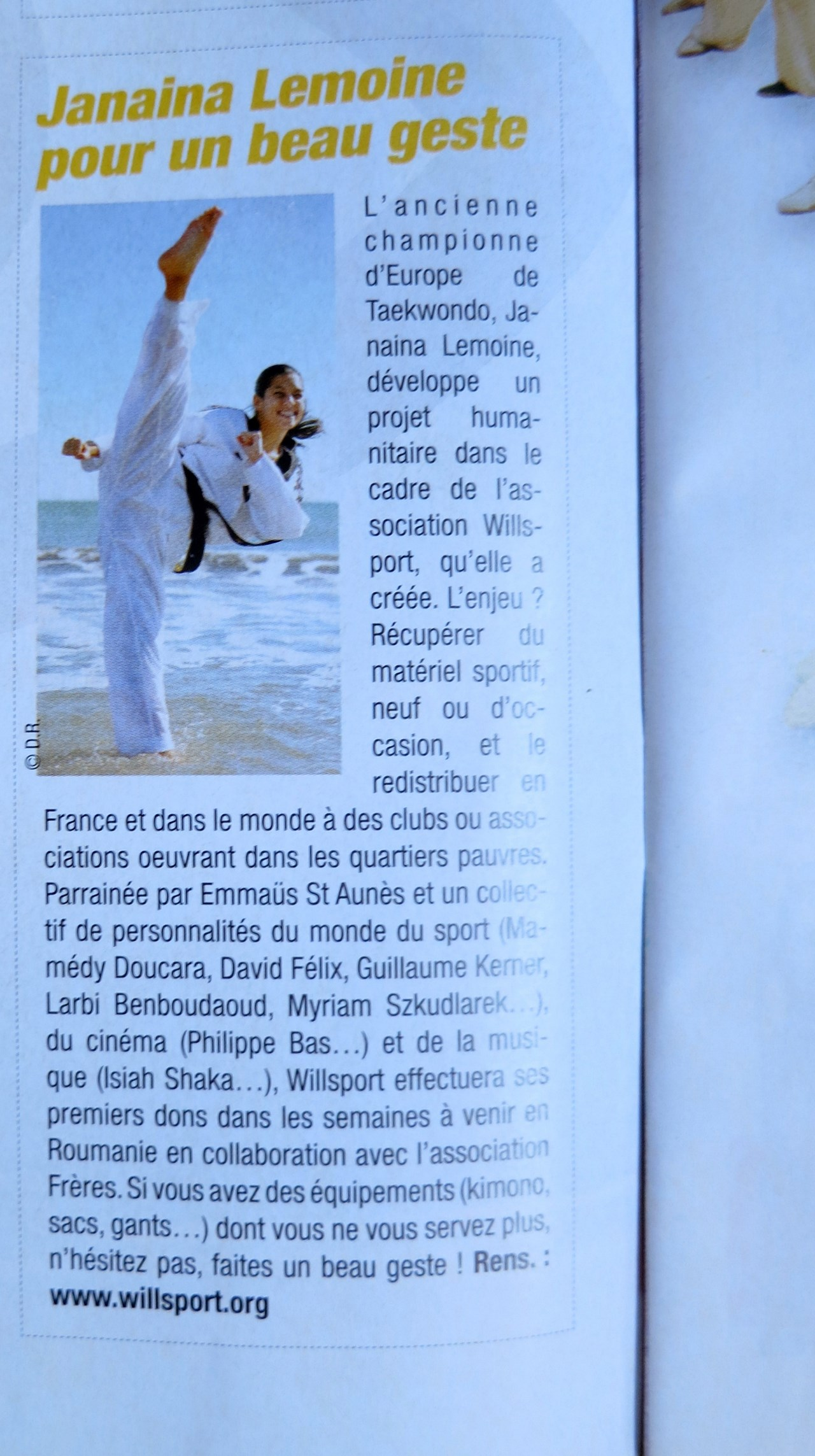Karate Bushido N°1003 (1 photo)